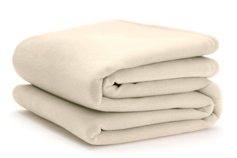 80 x 90 full size vellux blanket ivory for Vellux blanket