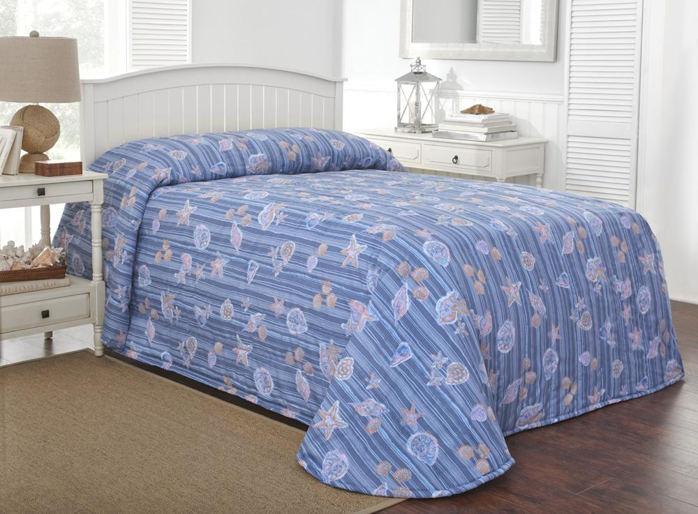 100 Quot X 118 Quot Martex Rx Bedspread Queen Size Shells Amp Stripes