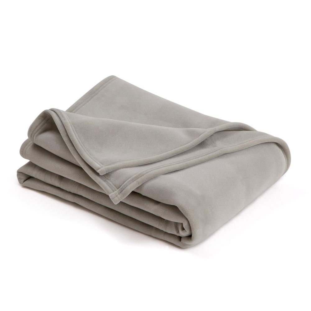 80 x 90 full size vellux blanket graphite for Vellux blanket