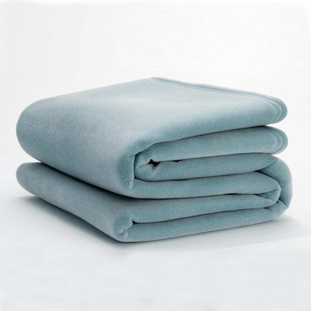 80 x 90 full size vellux blanket bluebell for Fenster 80 x 90