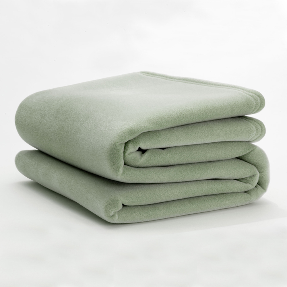 108 x 90 king size vellux blanket pale jade for Vellux blanket