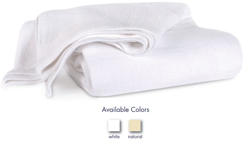 x 84 Berkshire AllSoft Cotton Blanket 280 GSM Full Size