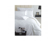 "78"" x 80"" x 18"" Ganesh T300 Oxford Super Fitted Sheets, King Size"