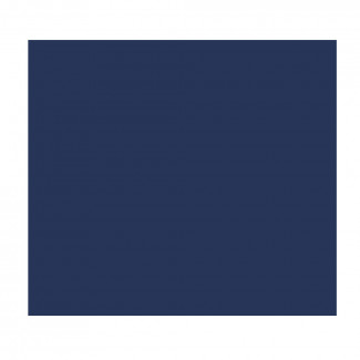 "78"" x 80"" King Size Martex RX Box Spring Wrap, Solid Navy"