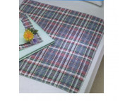"34"" x 36"" Plaidbex 80/20 Polyester/Cotton Ibex Pad"