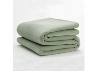 "80"" x 90"" Full Size Vellux Blanket Pale Jade"