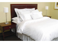 "1888 Mills Magnificence™ Twin 39x80"" T-310 Pleated Bed Skirt"