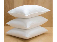 "20"" x 36"" Downlite EnviroLoft Pillow, 28 oz, Medium Support, King Size"