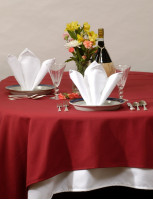 Cotton Craft Dynasty Table Linens