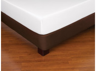 "39"" x 80"" Twin Size Martex RX Box Spring Wrap, Chocolate"