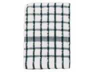 "12"" x 12"" Ritz Concepts Checked Dish Cloth, Cotton"