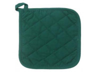"7"" x 8"" Ritz Concepts Solid Cotton Pot Holder, Quilted"