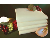 "42"" x 36"" Thomaston T-250 Bone Standard Size Pillow Cases"